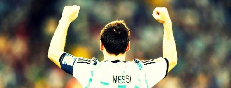 Nosotros vivimos en la epoca de Messi