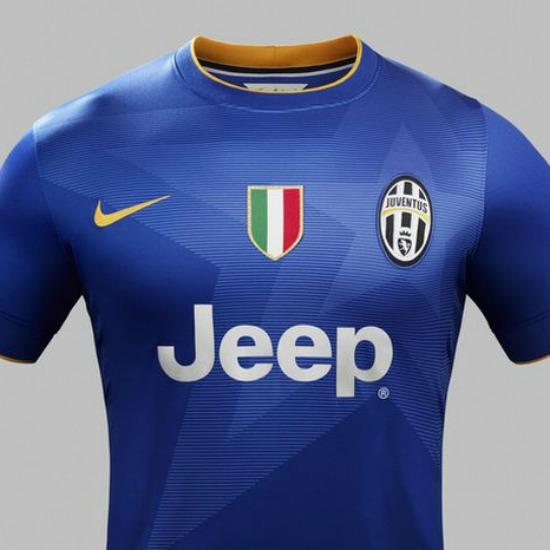 Los nuevos uniformes de la Juventus - INVICTOS
