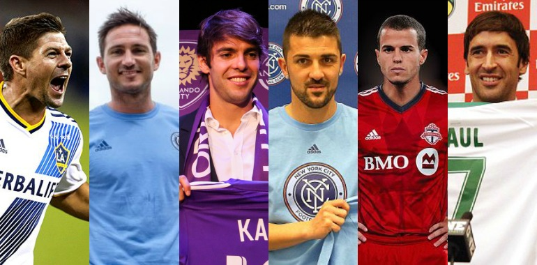Ranking de lo que cobran las estrellas de la MLS