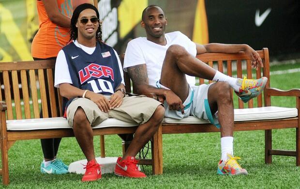 Ronaldinho debutará como embajador del Barcelona en el All Star Game de la NBA