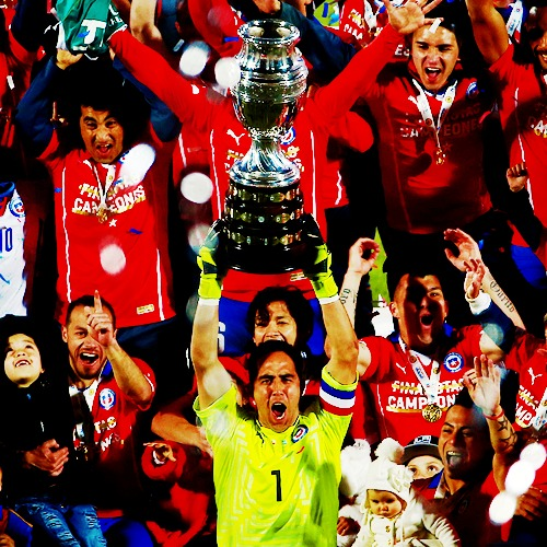 campeones chile: