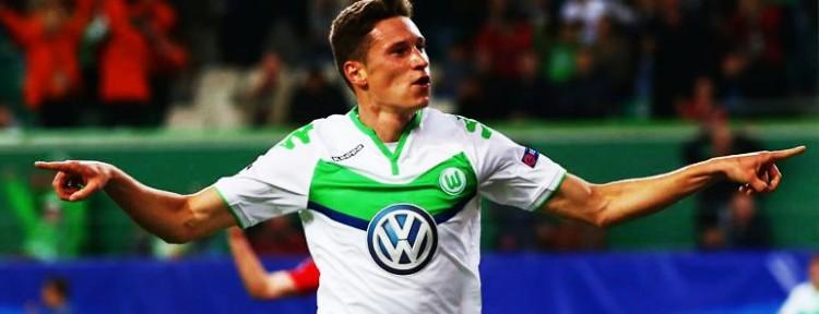 Julian draxler se estren como goleador con el wolfsburg invictos - El tiempo en wolfsburg ...