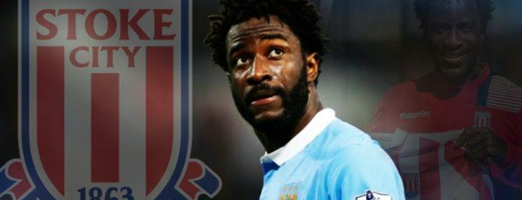 A BUSCAR MINUTOS DE JUEGO: Wilfried Bony reforzará la ofensiva del Stoke City