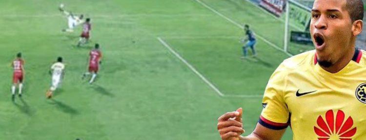 A LO ZLATAN: El espectacular gol de tijera que Michael Arroyo marcó en la Copa MX