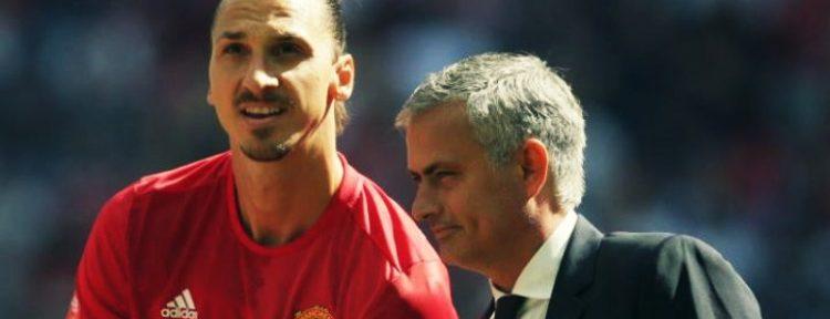 PIENSA EN TODO: Mourinho explicó por qué le dará días de descanso extra a Zlatan durante la fecha FIFA
