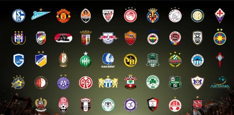 GRUPOS DEFINIDOS: Los grupos de la UEFA Europa League 2016 ...