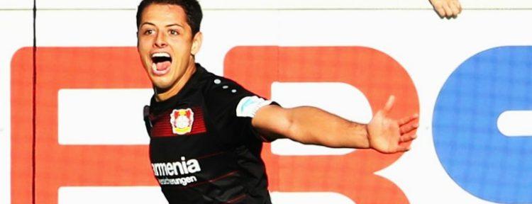 ORGULLO MEXICANO: Chicharito, jugador del mes de septiembre en la Bundesliga