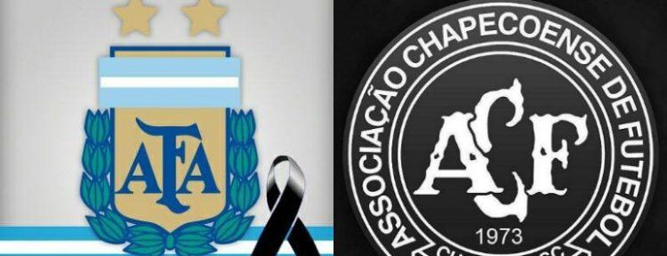 ENORME GESTO DEPORTIVO: Los clubes argentinos ponen a disposición la cesión de futbolistas para el Chapecoense
