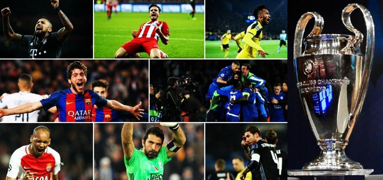 Atentos horarios y canales de transmisi n del sorteo de for Sorteo champions cuartos 2017